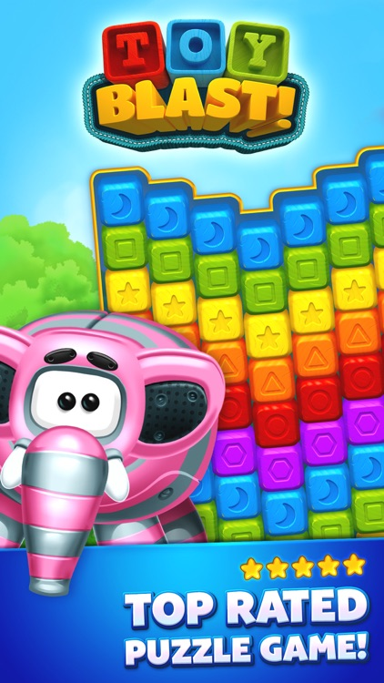 Toy Blast screenshot-4