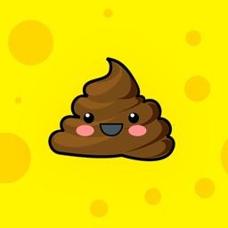 Poop Stickers!