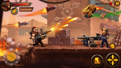 Metal Squad: Shooting Game screenshot 4