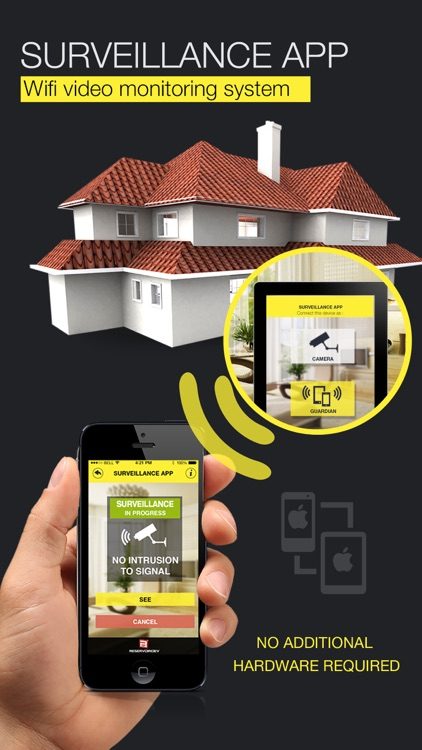 Surveillance App Pro screenshot-0