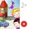 App Icon for Mijn kleine stad: zoek-en-vind-boek voor peuters. App in Belgium IOS App Store
