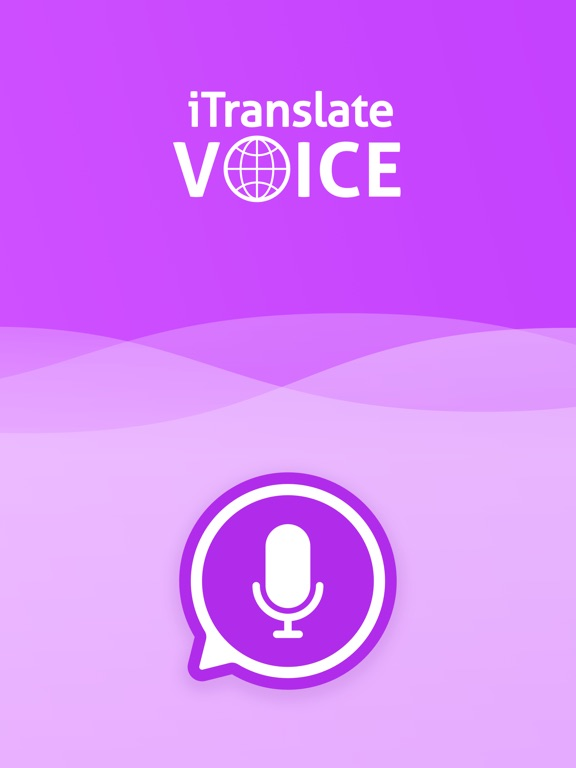 iTranslate Voice