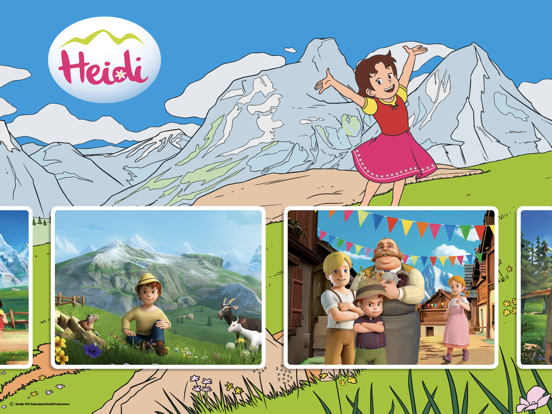 Puzzel Heidi screenshot 2
