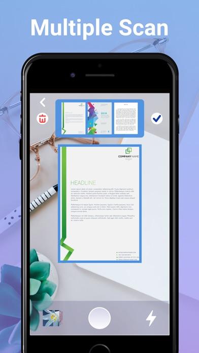 Docs Scanner - Scan Doc to PDF Screenshots