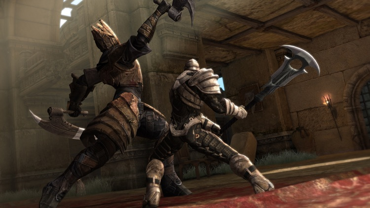 Infinity Blade II screenshot-2