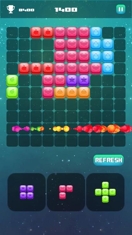 趣味堆方块-开心休闲消消乐小游戏 screenshot-3