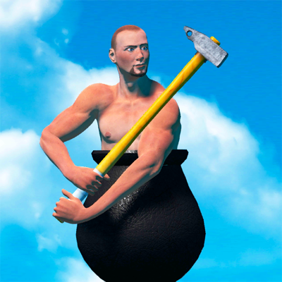 Getting Over It - Tips & Trick