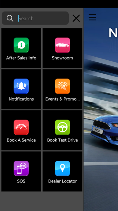 Ford MY Mobile App screenshot four