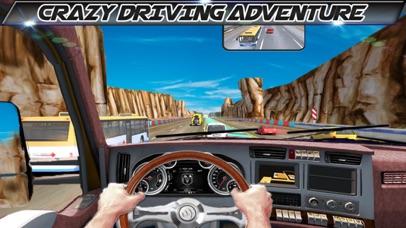 In Truck Driving Highway Games screenshot 2
