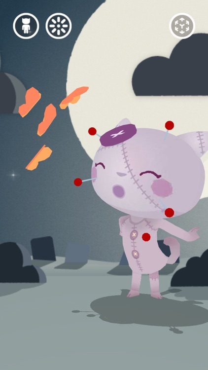 Tiny Talking Monsters screenshot-3
