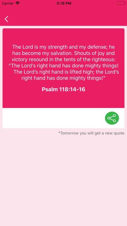 Inspirational Bible Verses app