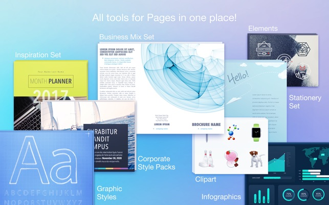 Toolbox for pages templates on the mac app store toolbox for pages templates on the mac app store maxwellsz