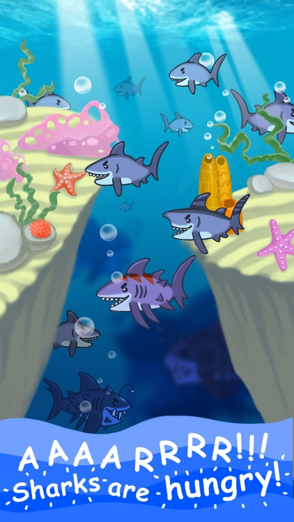 Angry Shark Evolution Clicker
