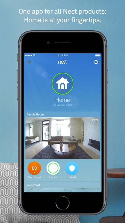 Nest screenshot-0
