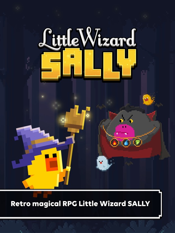 Screenshot 1 Little Wizard Sally