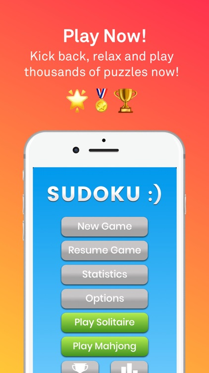 Sudoku :) screenshot-3