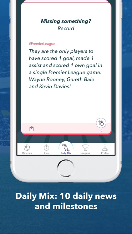 Whatsthescore: Football Scores screenshot-5