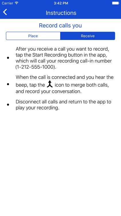 Call Record NOW screenshot-4