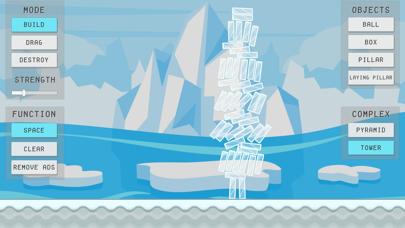 Physics Sandbox Arctic screenshot two