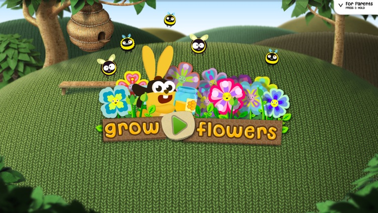 Grow Flowers & Bees screenshot-0
