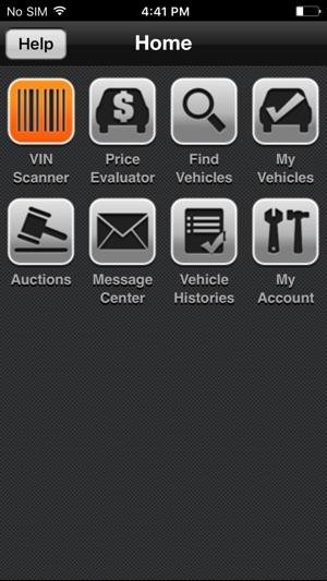 Vin Number Scanner >> Vin Scanner On The App Store
