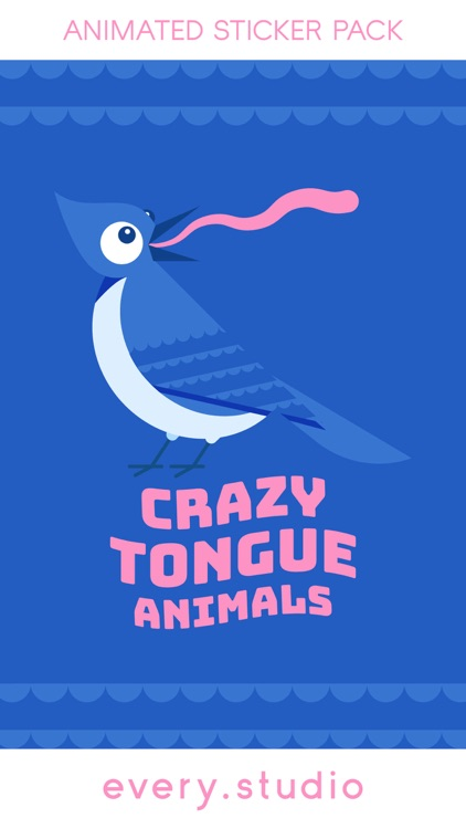 Crazy Tongue Animals