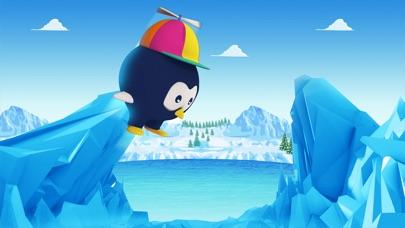 Хели Гонки Пингвин