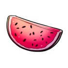Fruits Stickers by Rike's Art icon
