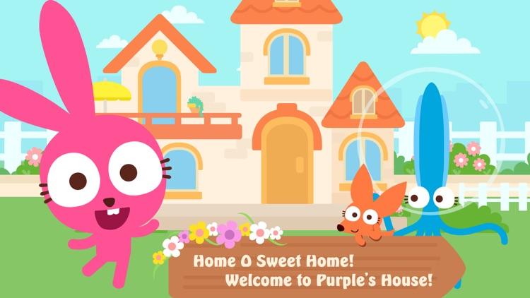 Papo Town: Sweet Home-For Kids screenshot-4