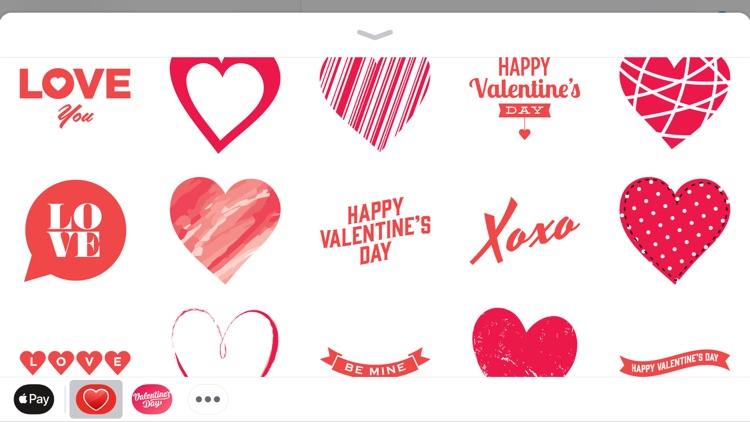 St. Valentine's Day Love SMS screenshot-3