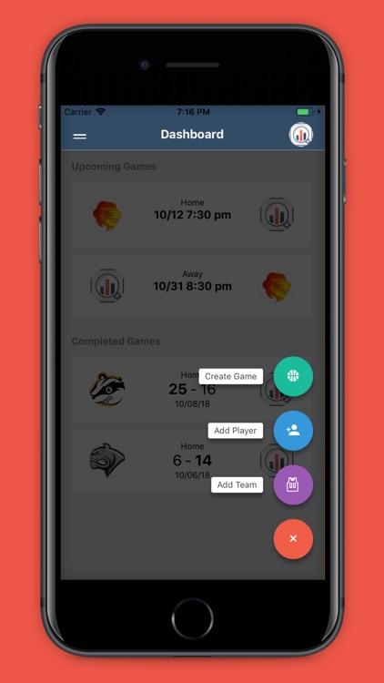 Basketball Stat Tracking screenshot-8