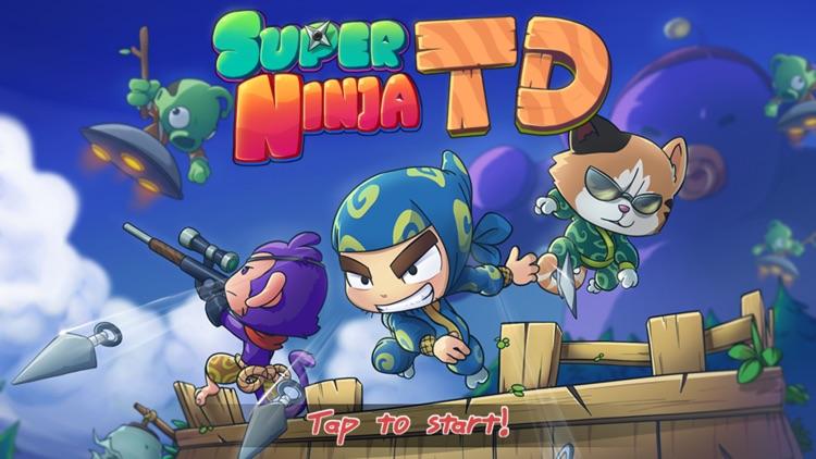 Super Ninja TD