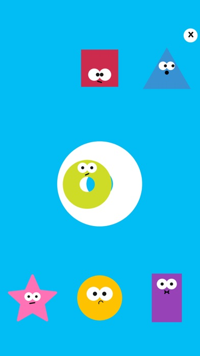 Cartoonito: Shape Match screenshot two