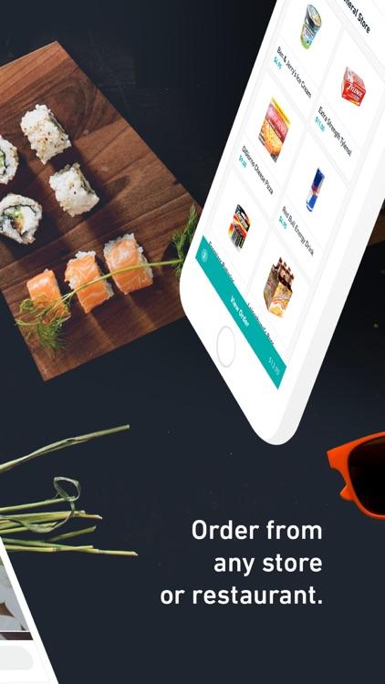 Postmates - Food Delivery, Faster