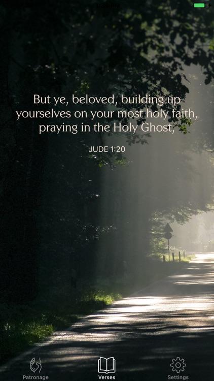 Daily Bible Verses Devotional