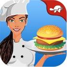 Cooking Chef Spiel für Kinder icon