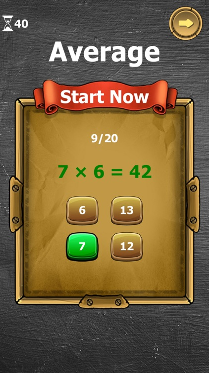 The Multiplication Table screenshot-5