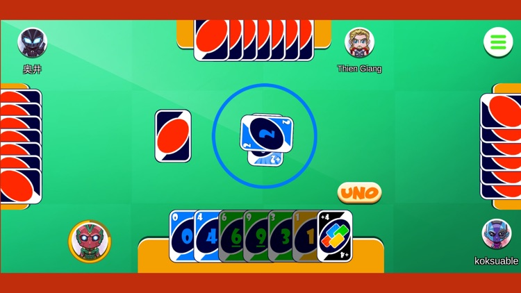 Uno Classic with Buddies