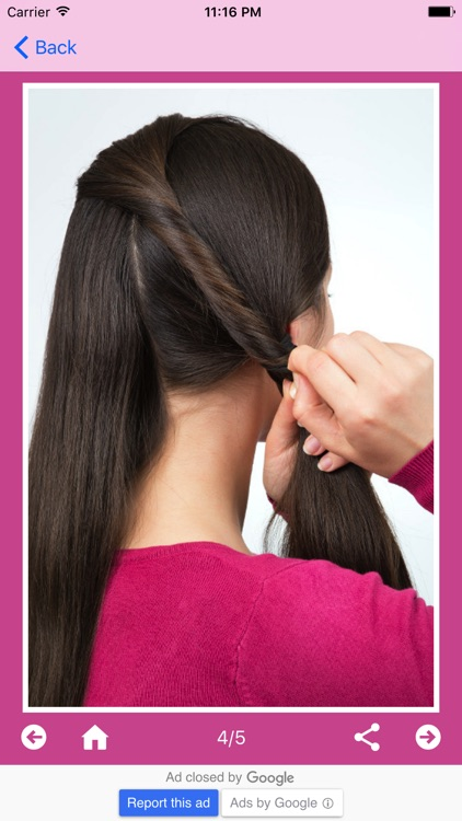 Best Hairstyles step by step pictures screenshot-3