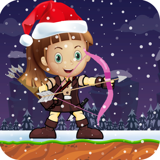 Santa Arrow Master - Bowmaster