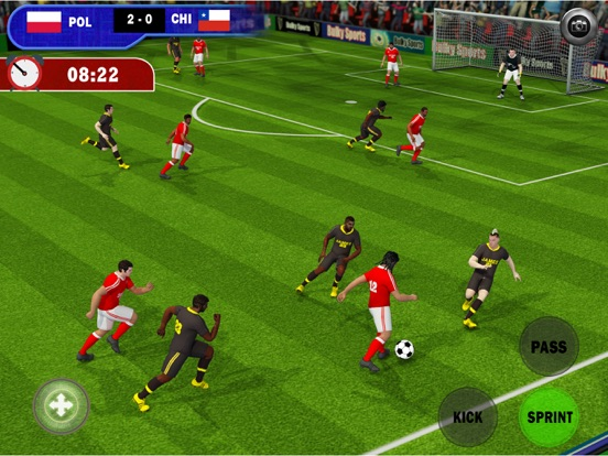 PRO Soccer Challenges 2018 screenshot 6