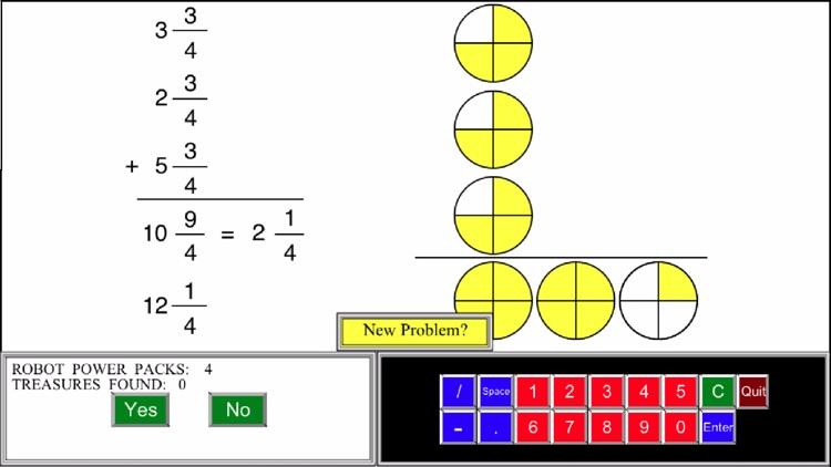 4th Grade Math - Math Galaxy screenshot-5