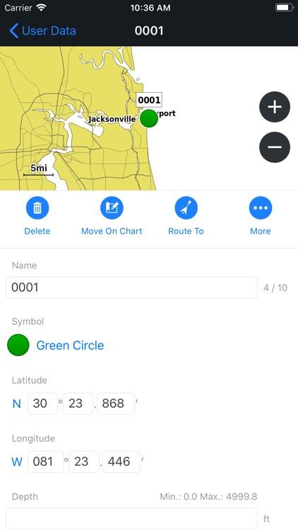 Garmin ActiveCaptain screenshot-5