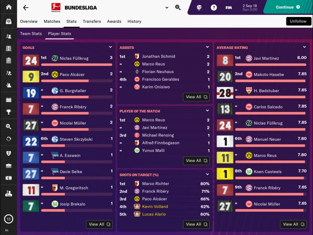 ‎Football Manager 2019 Touch