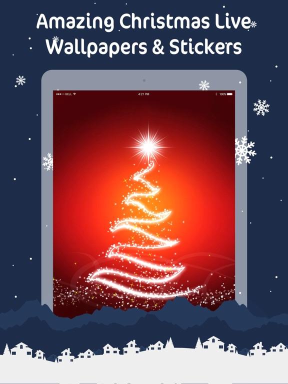 Screenshot 1 For Amazing Christmas Wallpapers