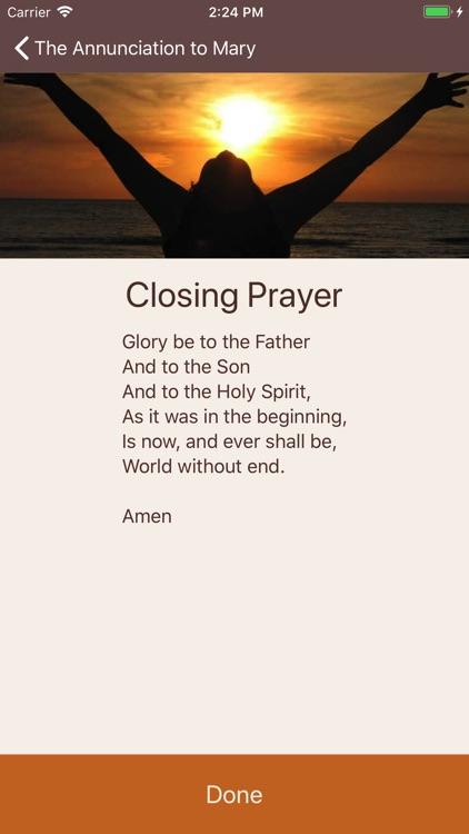 Pray the Gospels screenshot-4