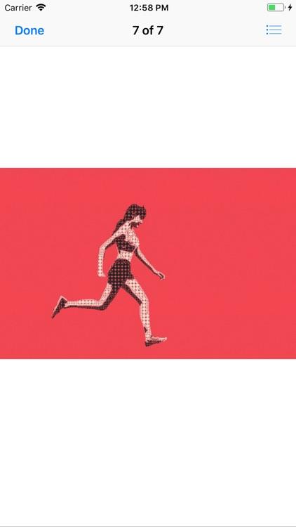 Athlete Pictogram Sticker Pack screenshot-8
