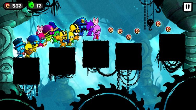 Gummy Heroes screenshot-3