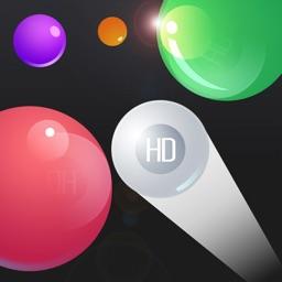 Endless bouncing balls