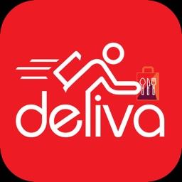 Deliva : Food Order & Delivery